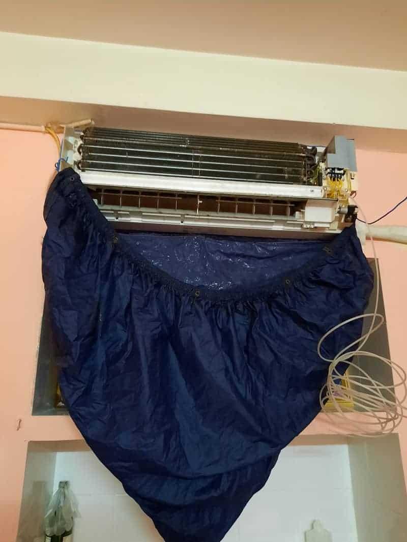 Tháo lắp máy lạnh quận Tân Bình - Thợ lắp đặt máy lạnh quận Tân Bình