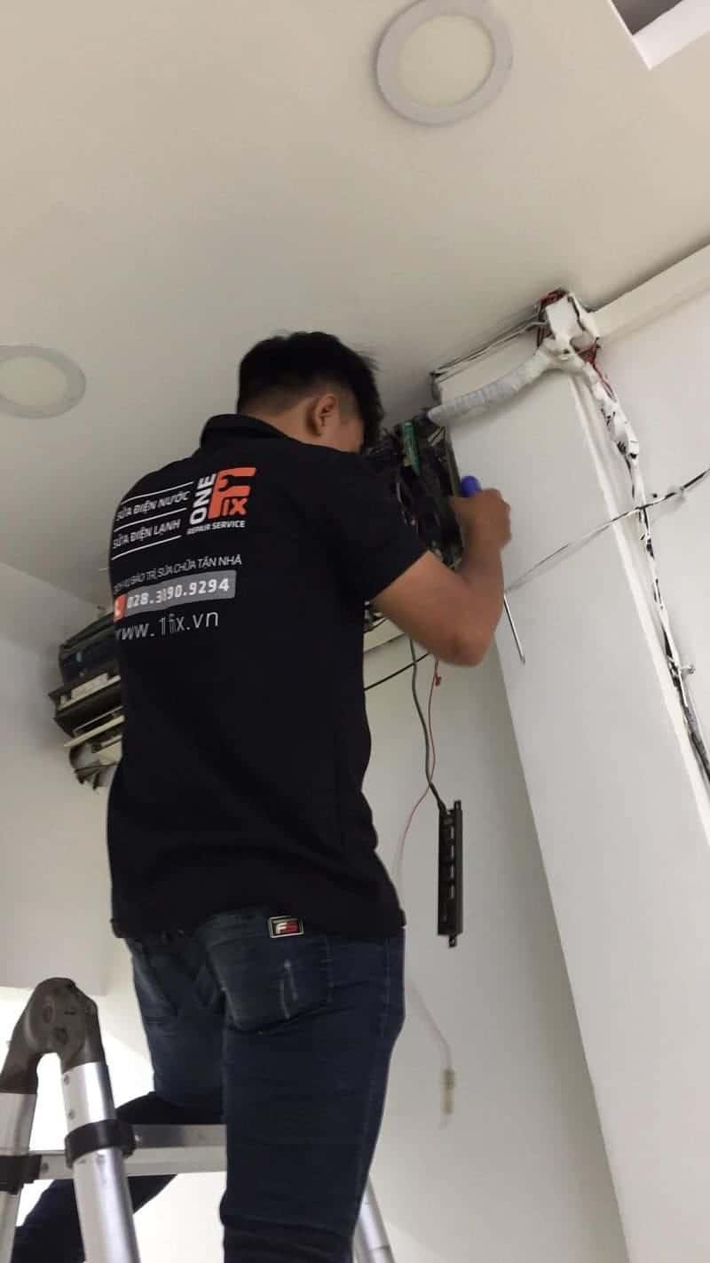Tháo lắp máy lạnh quận Thủ Đức - Thợ lắp đặt máy lạnh quận Thủ Đức