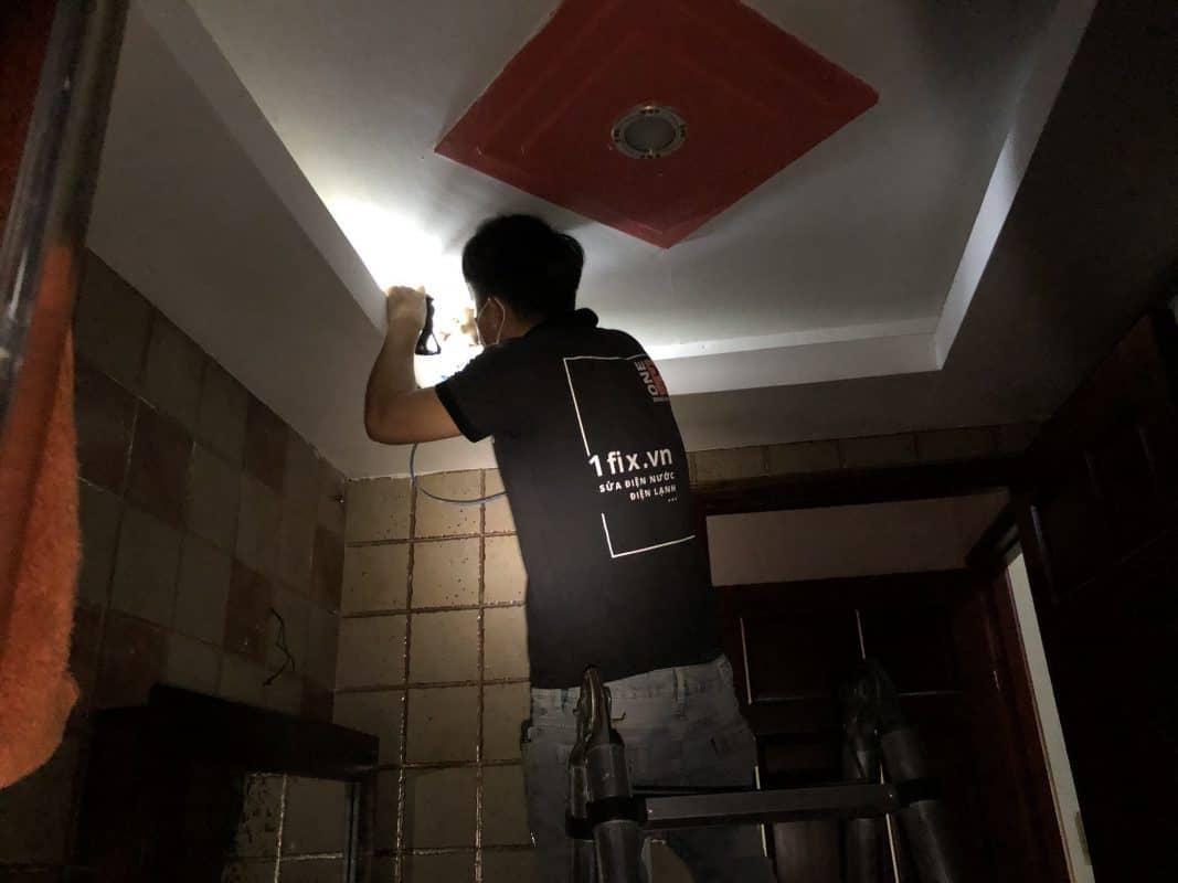 Thợ sửa điện quận 1 TPHCM