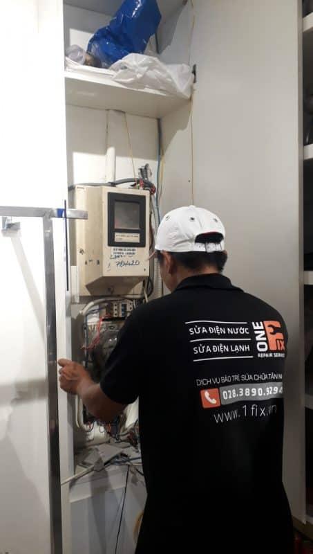 Thợ sửa điện quận 2 TPHCM