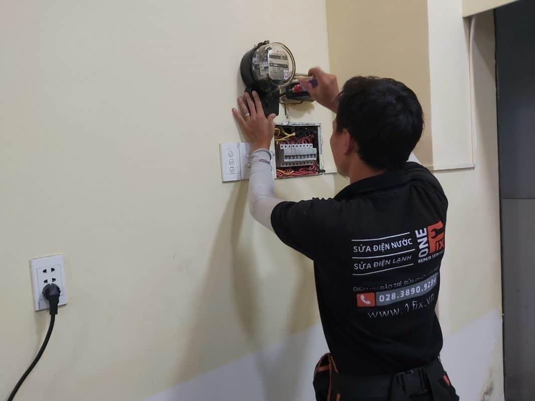 Thợ sửa điện quận 4 TPHCM