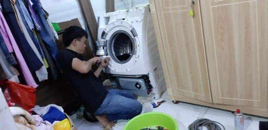 Thợ Sửa Máy Giặt tại quận Bình Tân TPHCM