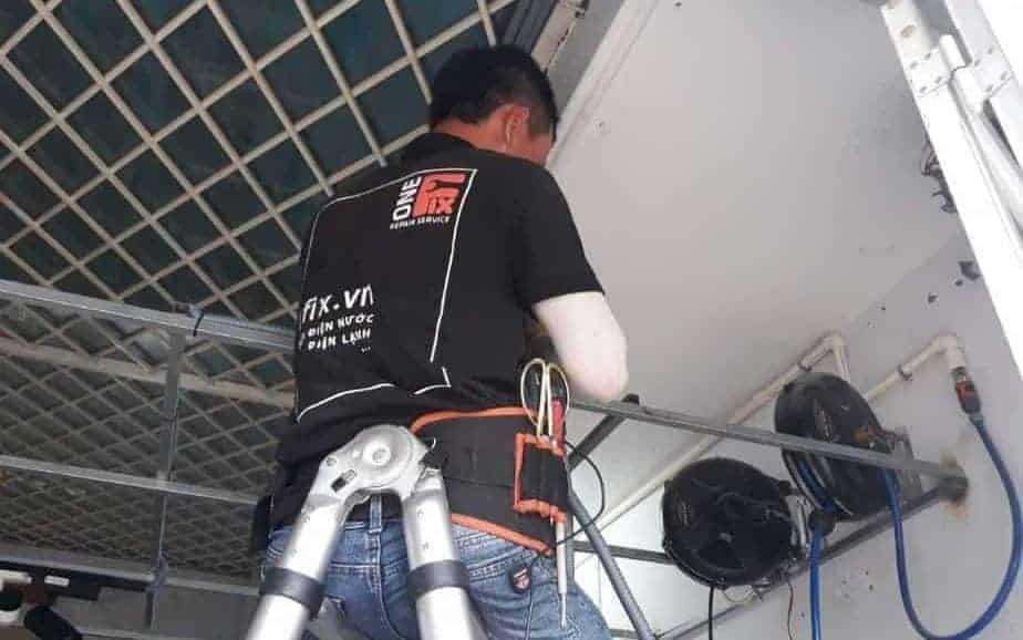 Sửa chữa nhà giá rẻ TPHCM