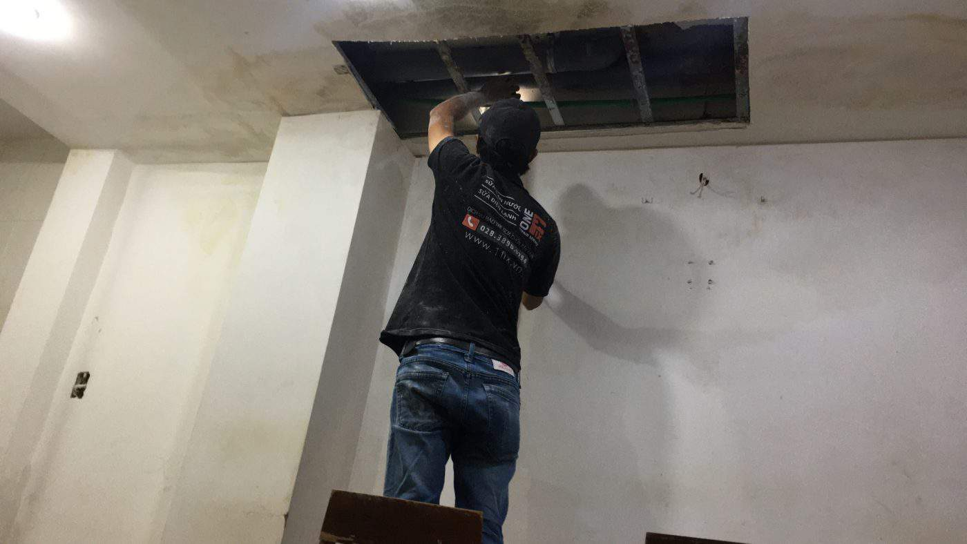 sửa chữa nhà uy tín