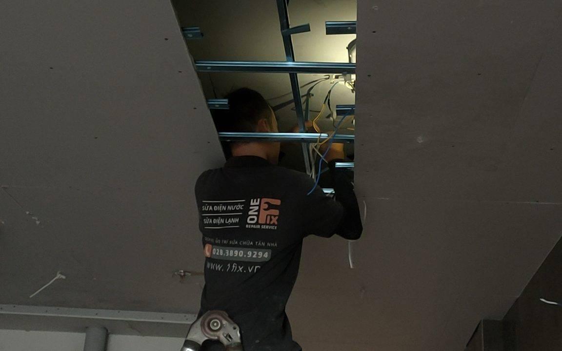 Thi công sửa chữa nhà tại quận Bình Tân