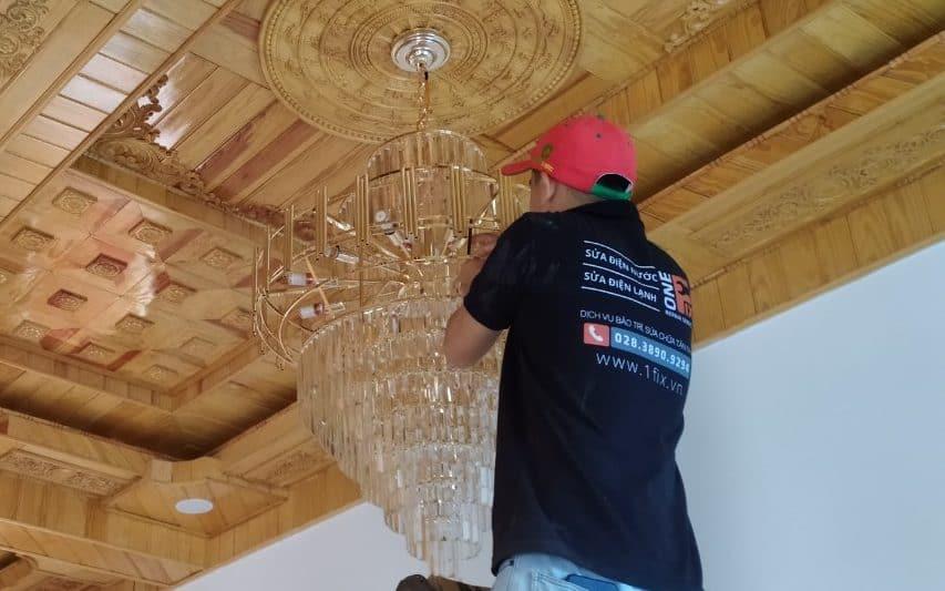 Thi công sửa chữa nhà tại Huyện Bình Chánh
