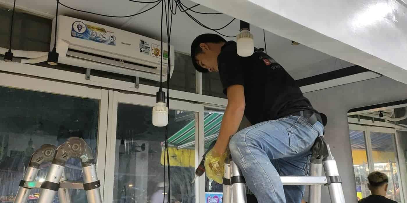 Thi công sửa chữa nhà tại quận 6