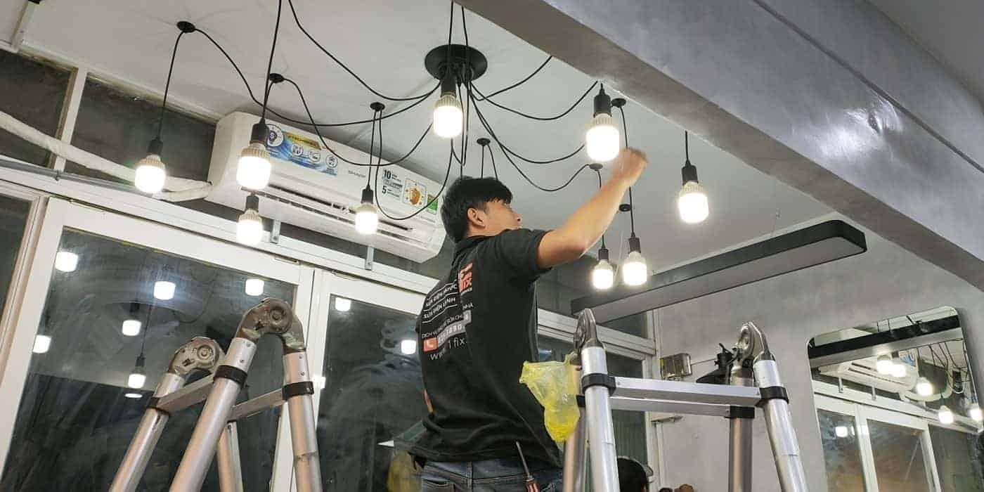Sửa chữa nhà uy tín tại Quận 4 TPHCM