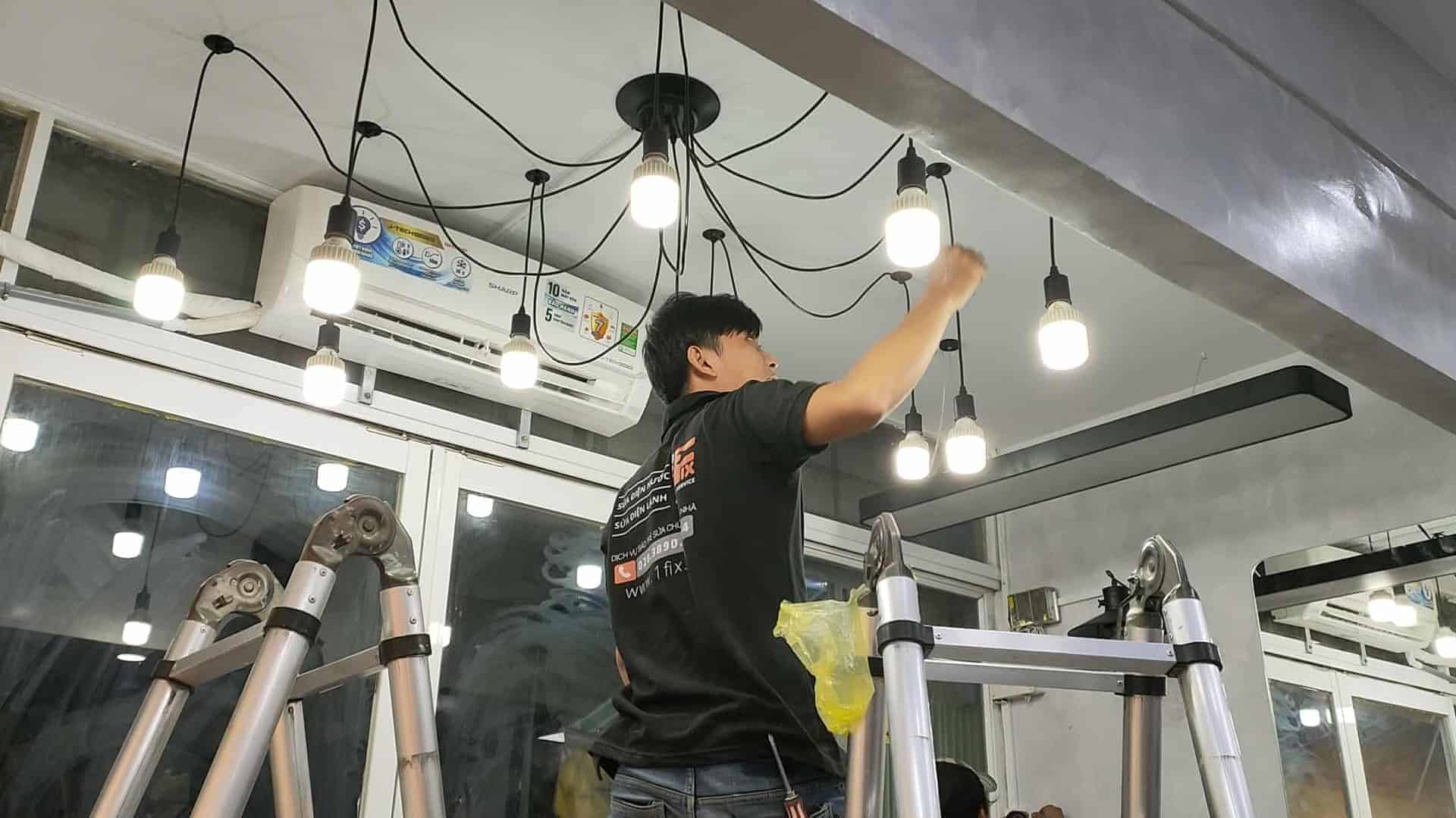 Thi công sửa chữa nhà tại quận 8