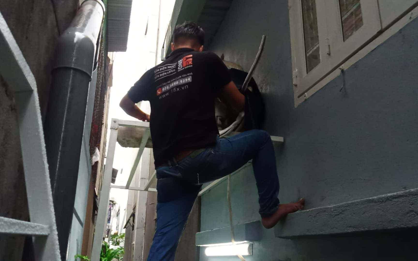 Sửa chữa nhà giá rẻ Quận 9
