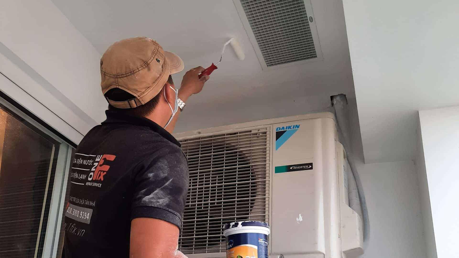Thi công sửa chữa nhà tại quận Gò Vấp