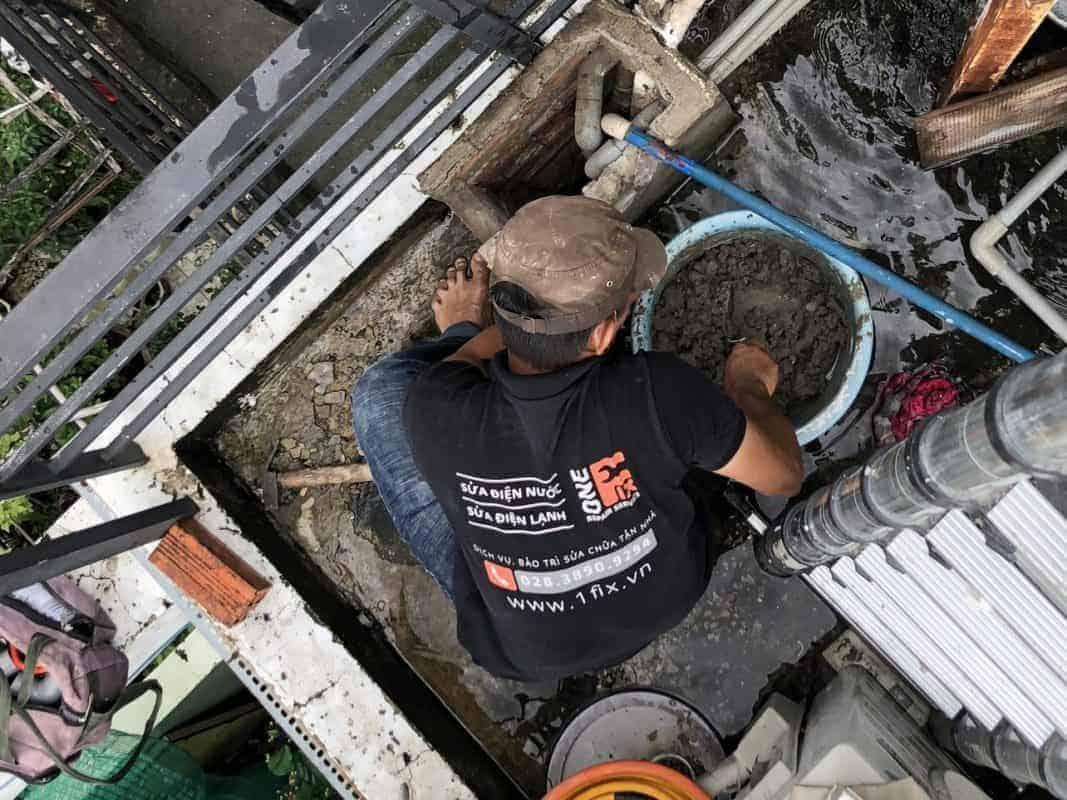 Thi công sửa chữa nhà tại Quận Phú Nhuận