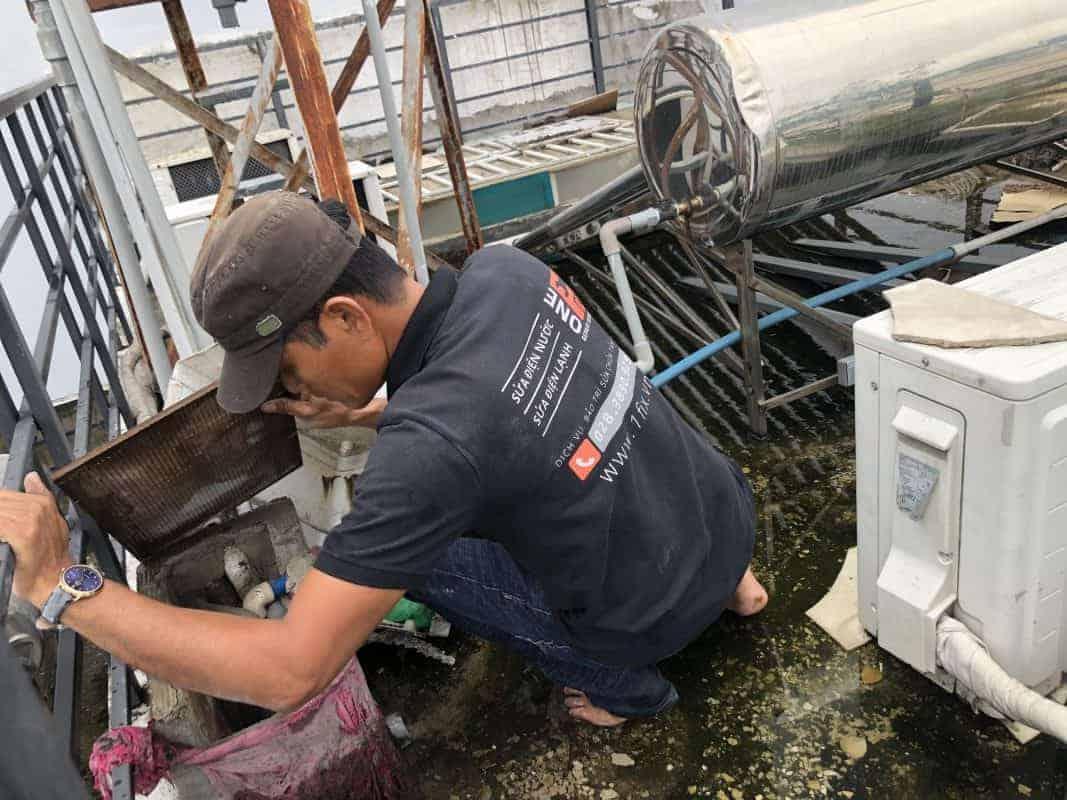 Sửa chữa nhà giá rẻ Huyện Hóc Môn
