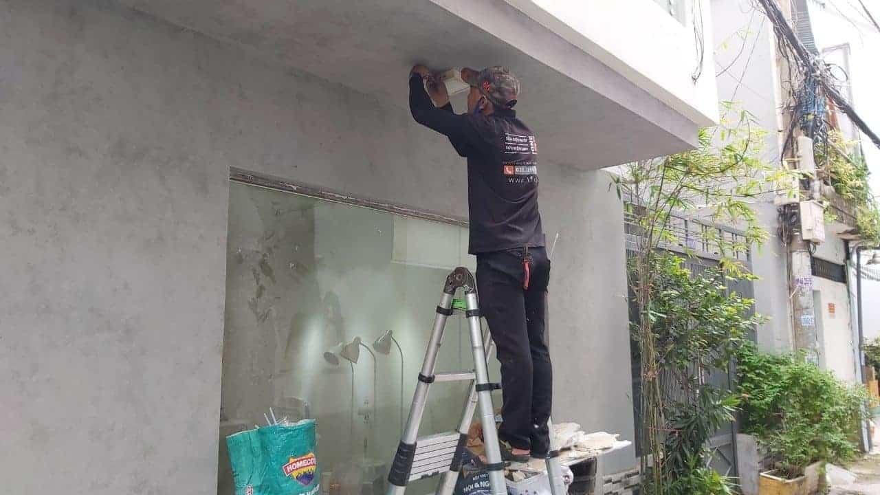 Công ty sửa chữa nhà uy tín tại Quận 1 TPHCM