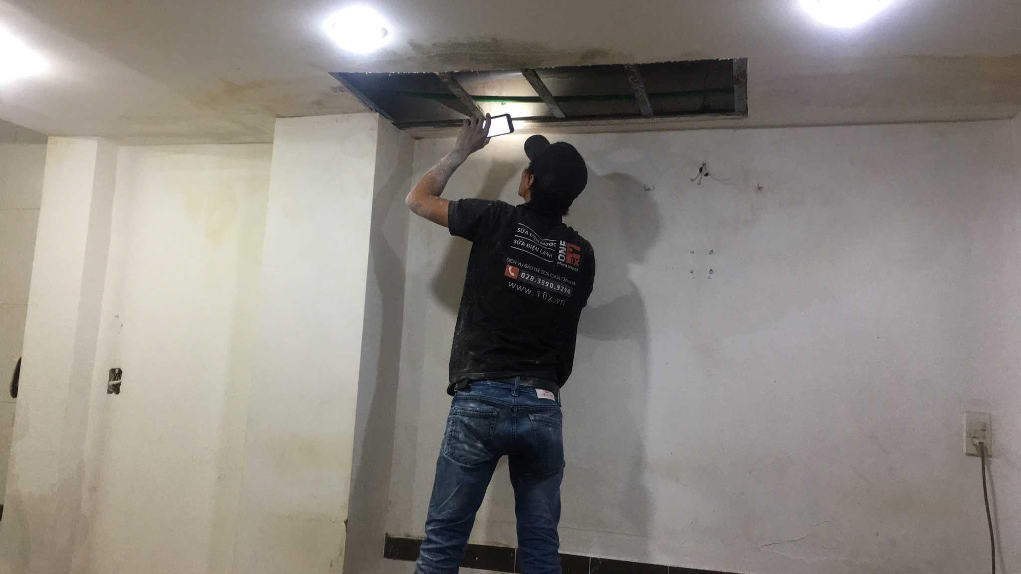 Thi công sửa chữa nhà tại quận 2