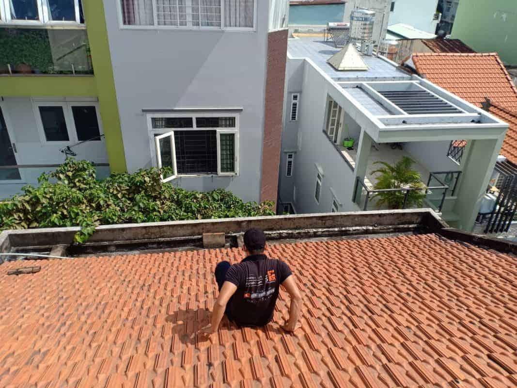 Thi công sửa chữa nhà tại quận Bình Thạnh