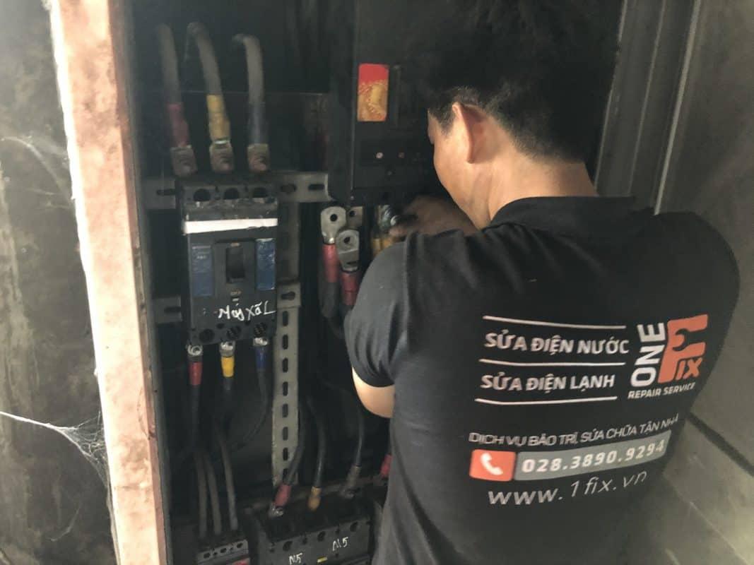 Mẫu đơn xin lắp điện 3 pha