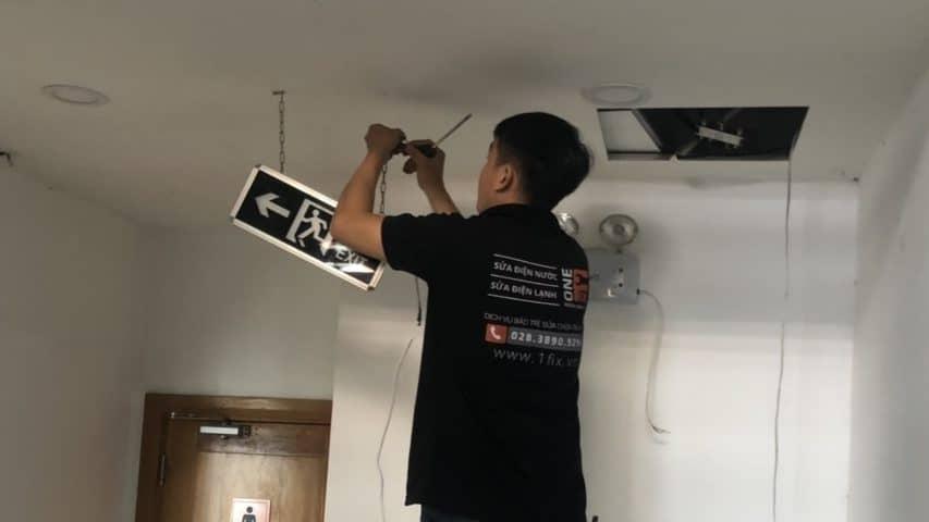Dịch vụ sửa chữa chung cư trọn gói