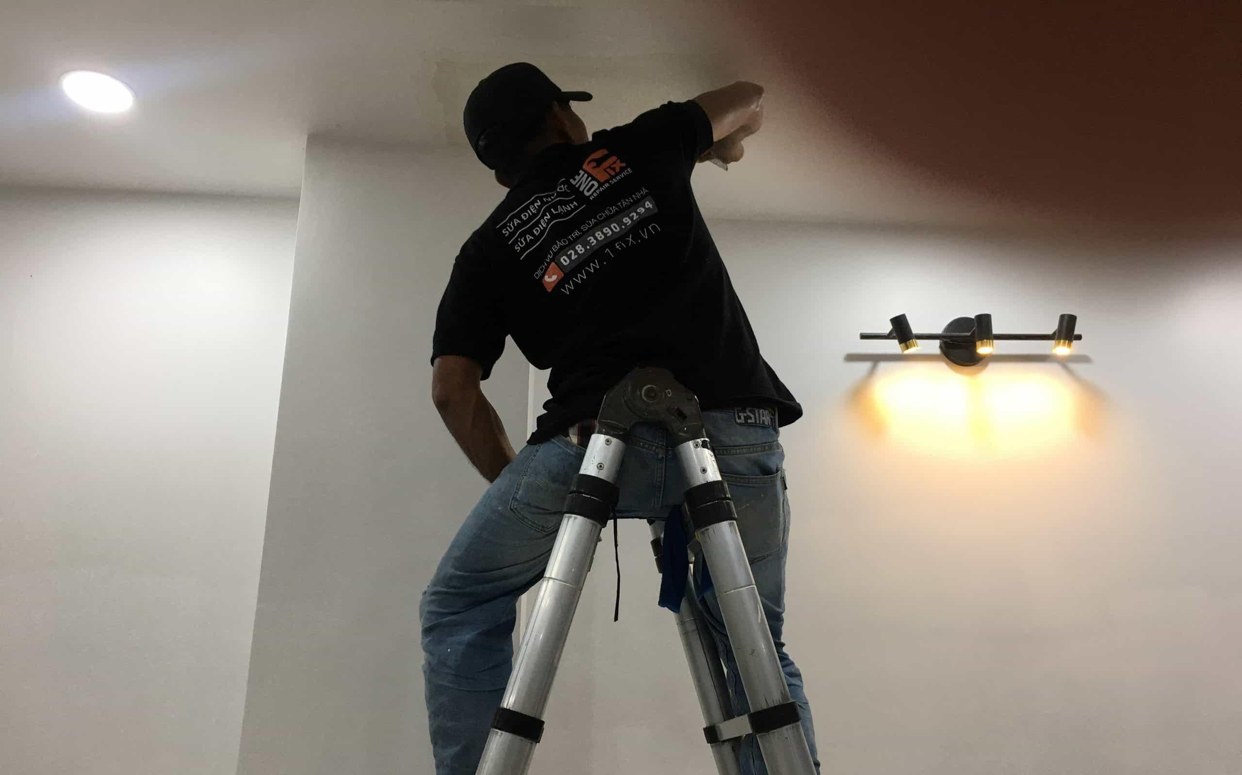 Dịch vụ sửa chữa nhà bếp - Thi công sửa chữa nhà giá rẻ