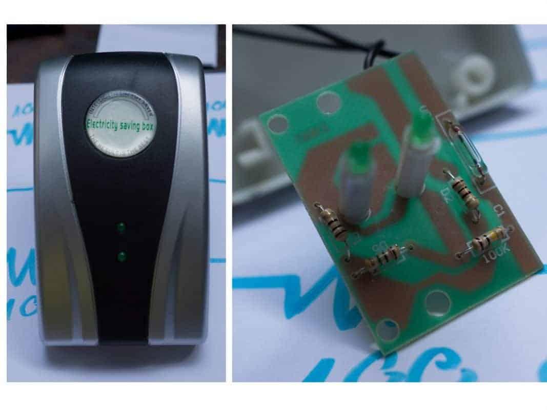 thiết bị tiết kiệm điện electricity saving box