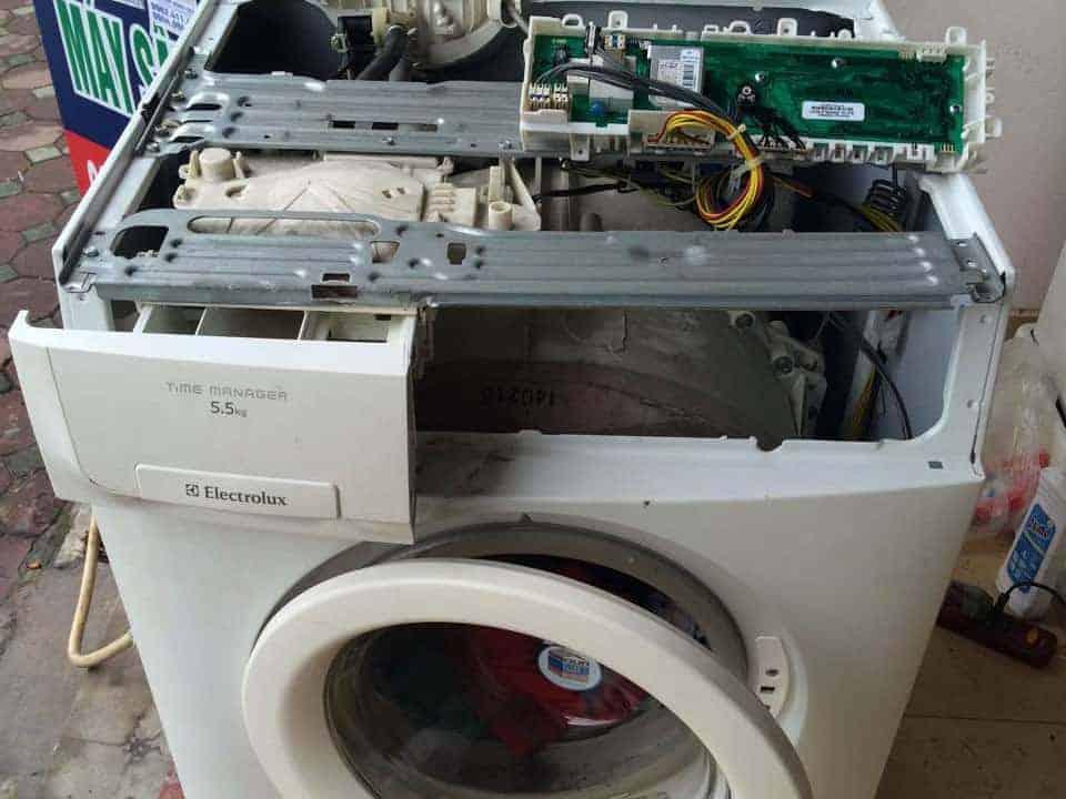 Trung tâm sửa máy giặt Electrolux – Cách sửa máy giặt Electrolux