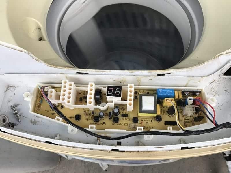 Trung tâm sửa máy giặt Midea – Cách sửa máy giặt Midea