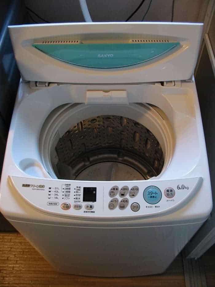 Trung tâm sửa máy giặt Sanyo – Cách sửa máy giặt Sanyo