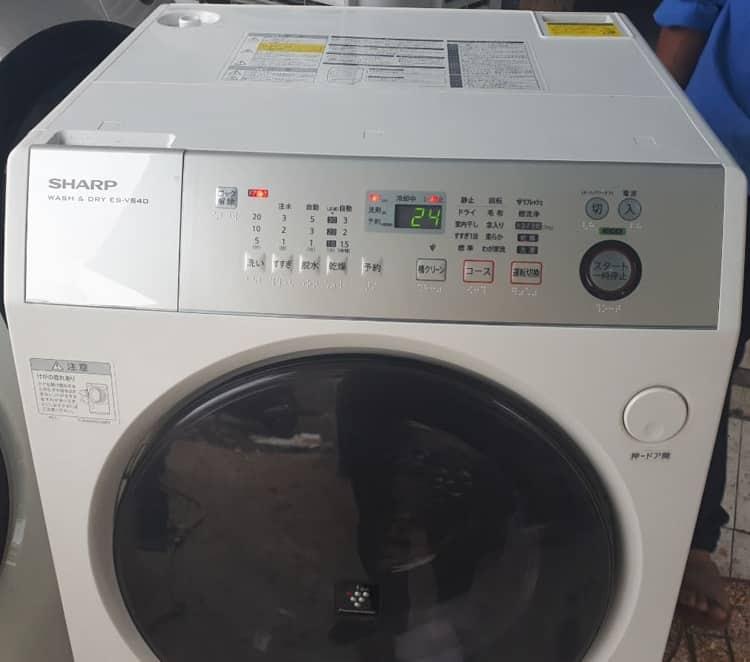 Trung tâm bảo hành máy giặt Sharp – Cách sửa máy giặt Sharp