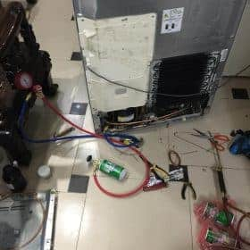 Trung tâm sửa tủ lạnh Toshiba – Cách sửa tủ lạnh Toshiba