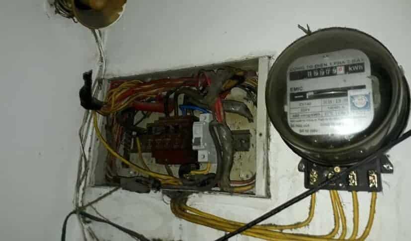 Ký hiệu dây điện 3 pha trong hệ thống điện