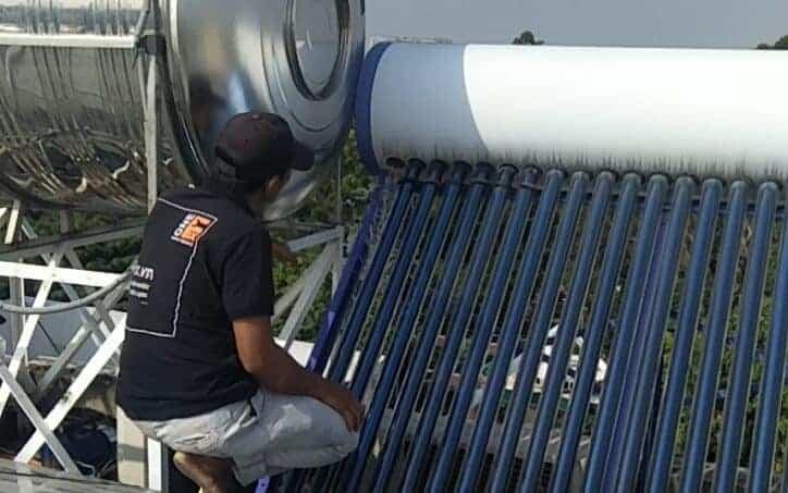Dịch vụ lắp đường nước nóng lạnh tại nhà