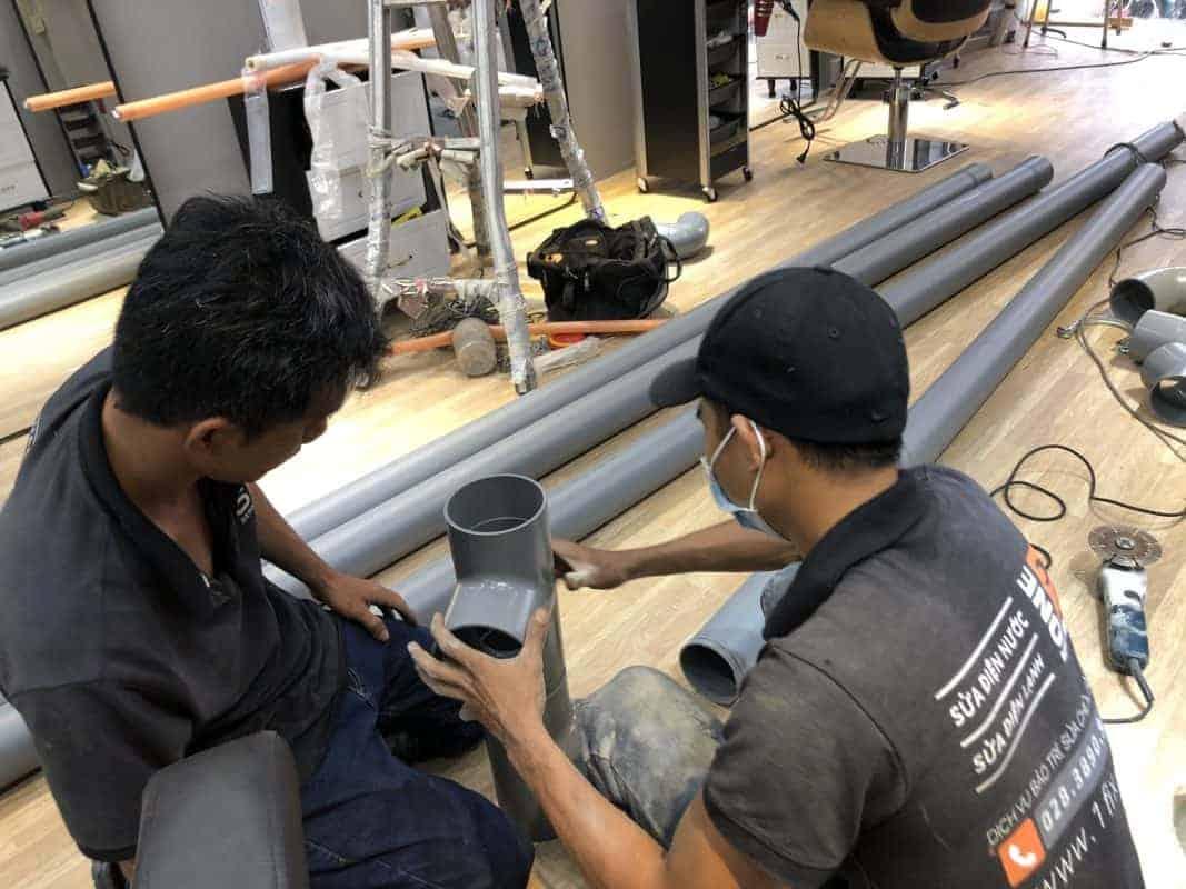 Lý do phổ biến cho rò rỉ PVC – keo dán ống nước nhựa PVC