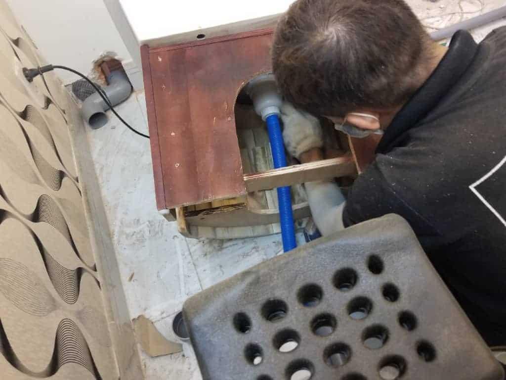 máy siêu âm đường ống nước - dò đường ống nước