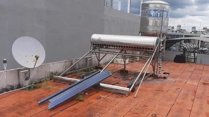 Sửa Máy Nước Nóng Năng Lượng Mặt Trời Bình Tân