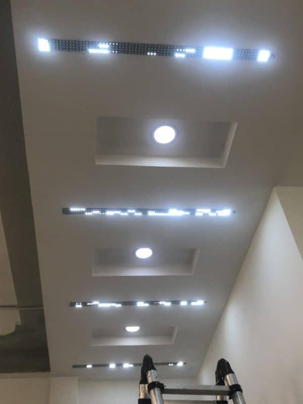 Lắp đèn led ốp trần dựa vào hiệu suất năng lượng
