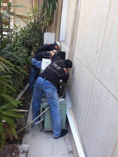 Quy trình thi công lắp đặt đường ống cấp thoát nước
