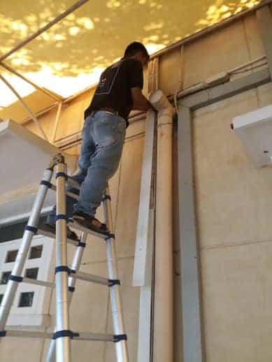 Các loại hệ thống thoát nước trong tòa nhà – Cách thi công đường ống cấp thoát nước