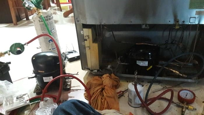 Sửa tủ đông - Sửa tủ cấp đông