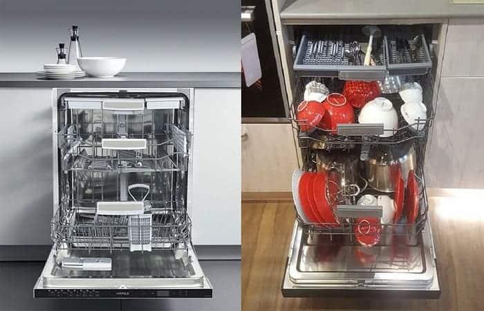 Dịch vụ lắp đặt máy rửa bát Hafele giá rẻ - Lắp đặt máy rửa chén Hafele tại nhà