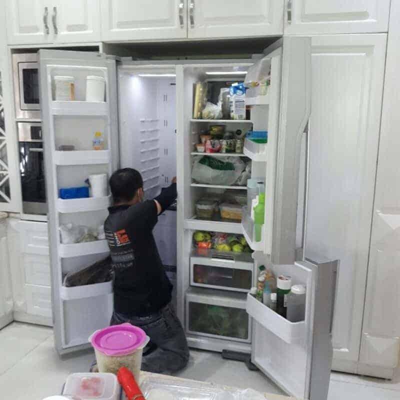 Bảng giá dịch vụ sửa tủ lạnh Side by side HCM