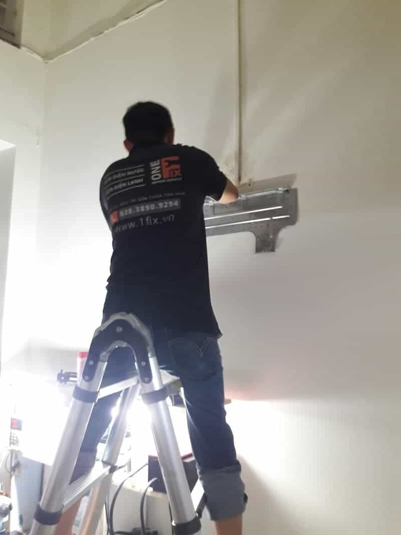 Sửa Board Mạch Máy Lạnh LG