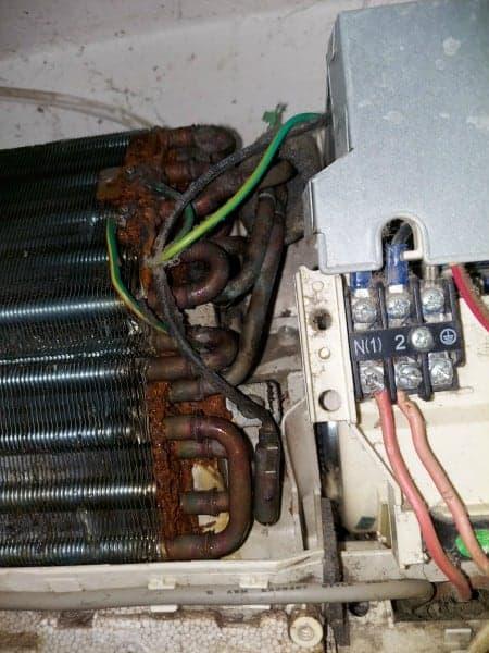 Sửa Board Mạch Máy Lạnh Panasonic
