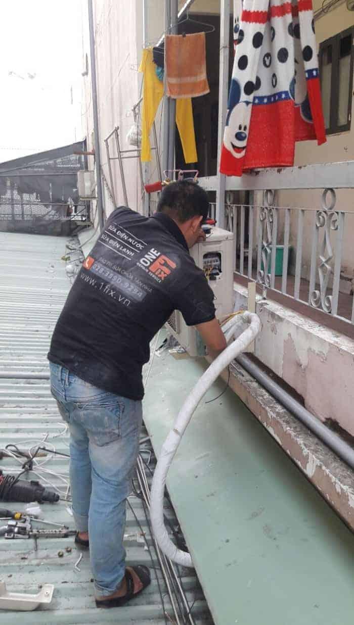 Sửa Board Mạch Máy Lạnh Sharp