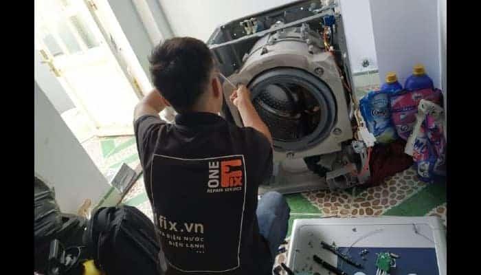 Sửa Board máy giặt Beko
