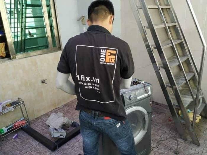 Sửa Board máy giặt Bosch