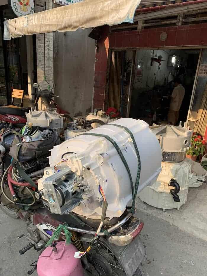 Thợ Sửa Bo Mạch Máy Giặt LG Inverter - Thay bo mạch máy giặt LG tại nhà
