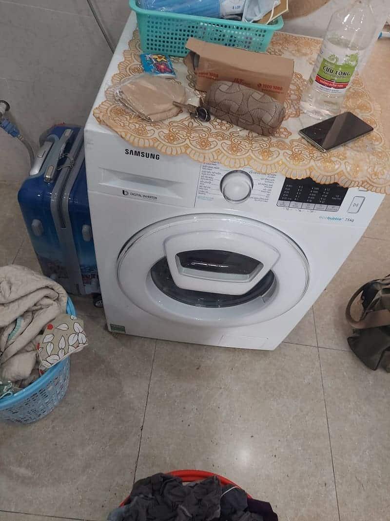 Sửa Board máy giặt Samsung