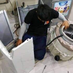 Sửa Board máy giặt Sanyo