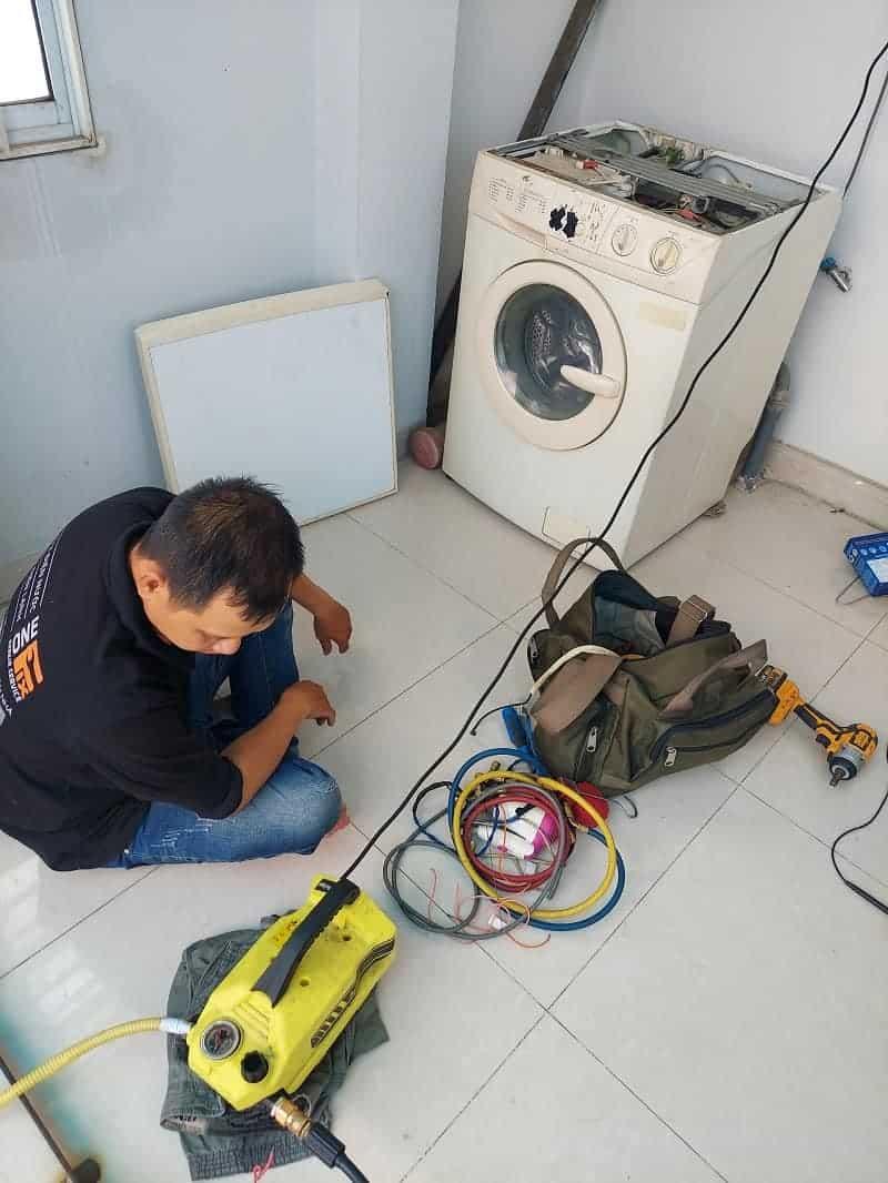Sửa Board Máy Giặt Toshiba