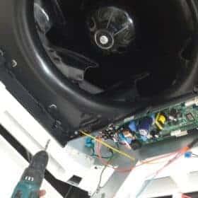 Sửa Board Máy Lạnh Sanyo
